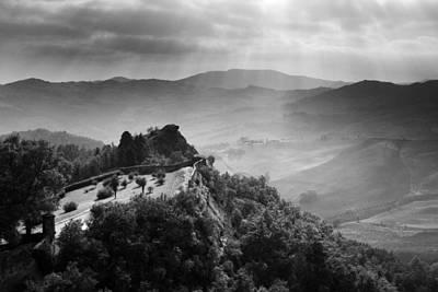 Photograph - Val Chiarone by Claudio Rancati