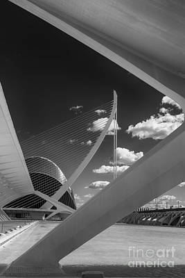 Photograph - Valencia by Fabian Roessler