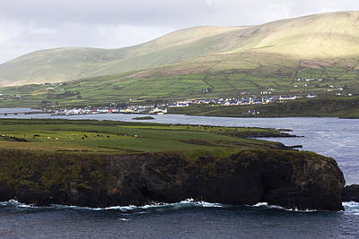 Portmagee Wall Art - Photograph - Valentia Island County Kerry Ireland  by Patrick McGill