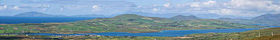 Photograph - Valentia Island Panorama by Jane McIlroy