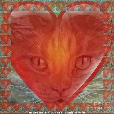 Valentine Gallery Number 3 Art Print by PainterArtist FIN