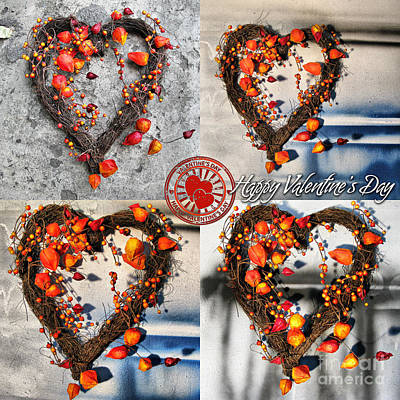 Photograph - Valentine's Day by Daliana Pacuraru