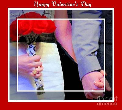 Photograph - Valentines Day by Janette Boyd