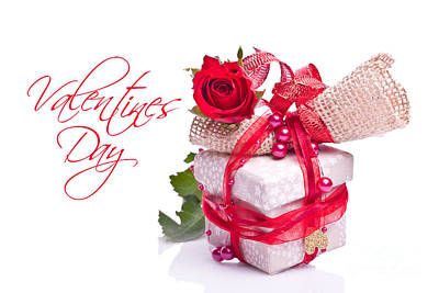 Valentines Day Art Print