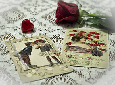 Photograph - Valentines From The Past by Wayne Meyer