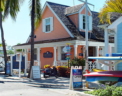 Photograph - Valentines Resort And Marina 1 by Duane McCullough
