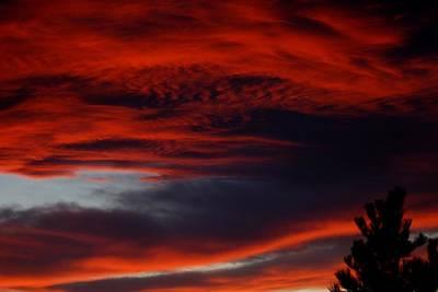 Photograph - Valentine's Sunset by Dakota Light Photography By Dakota