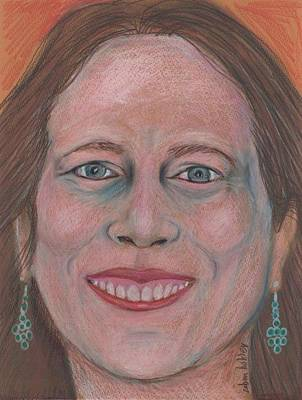 Valerie Donovan By Robin Holder Original by Robin Holder