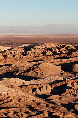 Valle De La Luna (valley Of The Moon Art Print by Sergio Pitamitz