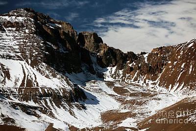 Photograph - Valle Nevado by John Rizzuto