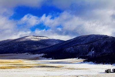 Jemez Mountains Photograph - Valles Caldera V2 by Douglas Barnard
