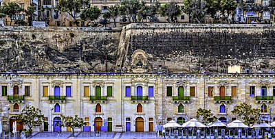 Photograph - Valletta by Maria Coulson
