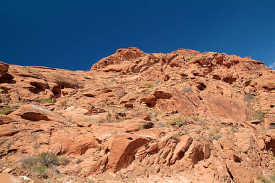 Photograph - Valley Of Fire 10 by Richard J Cassato