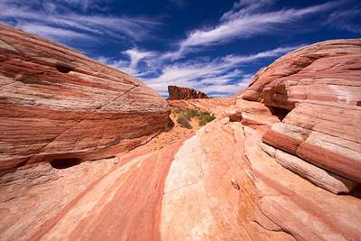 Valley Of Fire 2 Art Print
