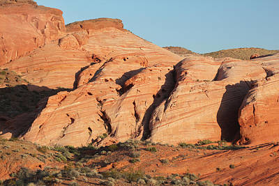 Photograph - Valley Of Fire by John Orsbun
