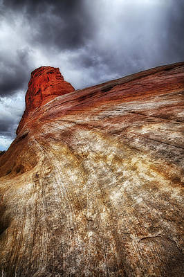 Photograph - Valley Of Fire by Ray Still