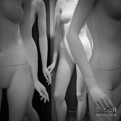Life Size Photograph - Valley Of The Dolls by Edward Fielding