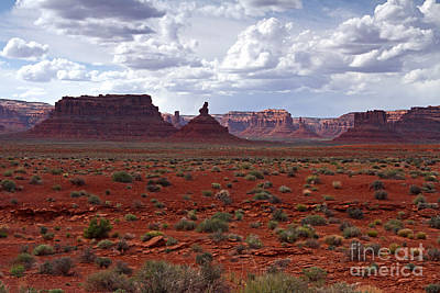 Photograph - Valley Of The Gods 3 by Butch Lombardi
