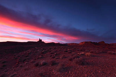 Photograph - Valley Of The Gods by Darryl Wilkinson