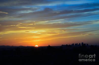 Photograph - Valley Of The Sun by Tamara Becker
