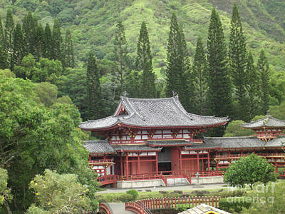 Photograph - Valley Of The Temples 3 by Deborah Smolinske