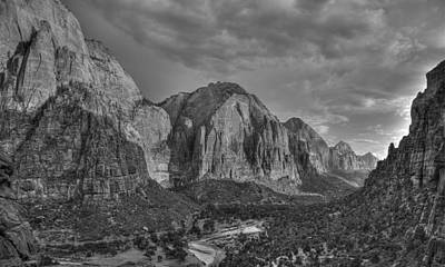 Photograph - Valley Of The Virgin by Jeff Cook