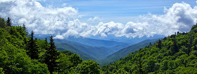 Photograph - Valley View by Carolyn Derstine