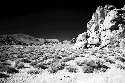 Photograph - Valley View Infrared by John Rizzuto