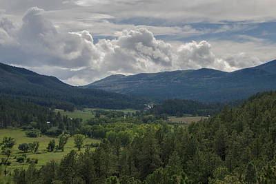 Photograph - Valley View by Ryan Heffron