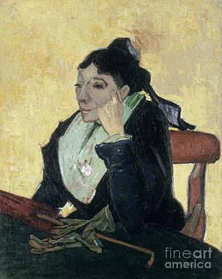 Painting - Van Gogh Larlesienne 1888 by Granger