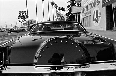 Van Nuys Boulevard-mys-26 Continental Original by Richard McCloskey