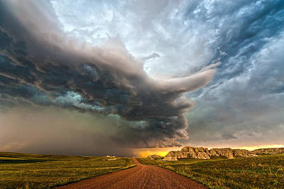 Photograph - Van Tassel Wyoming by Colt Forney