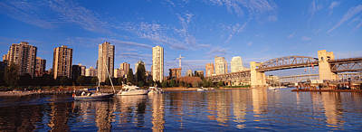 British Columbia Photograph - Vancouver, British Columbia, Canada by Panoramic Images