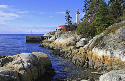 Photograph - Vancouver Coastline by Haiti Missions