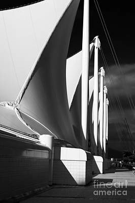 Photograph - Vancouver Harbour Architecture by John Rizzuto