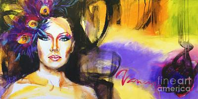 Vanessa Williams Original by Ira Ivanova