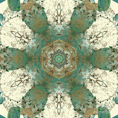 Digital Art - Vanilla Queen by Rhonda Strickland