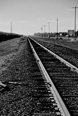 Photograph - Vanishing Point by Eric Tressler