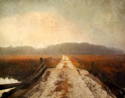 Photograph - Vanishing Point by Karen Lynch