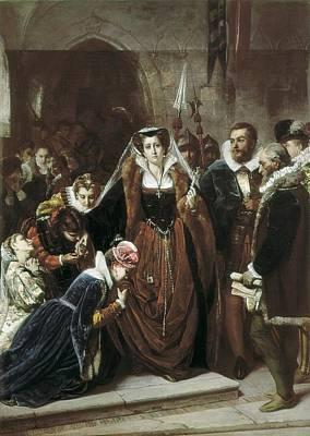 Vannutelli, Scipione 1834-1894. Mary Print by Everett