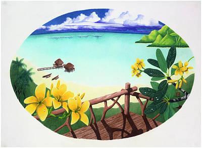 Vanuatu Dreaming Art Print