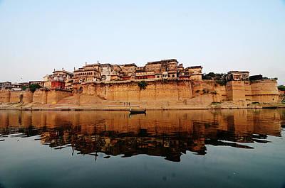 Photograph - Varanasi Ramnagar Fort by Money Sharma