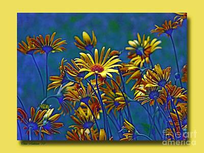 Art Print featuring the photograph Variations On A Theme Of Florid Dreams by Chris Anderson
