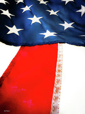 Variations On Old Glory No.1 Art Print by John Pagliuca