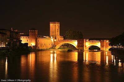 Varona Castel Vecchio Italy Art Print by Isaac Silman