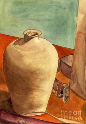 Vase Still Art Print