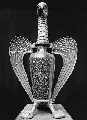 Ewer Photograph - Vase Suger by French School