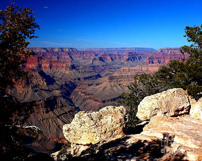 Photograph - Vast Grand Canyon by Patrick Witz