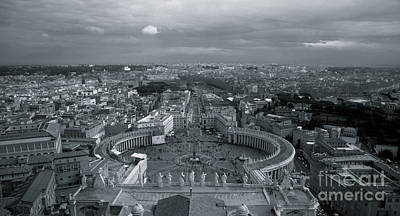 Photograph - Vatican City by Louise Fahy