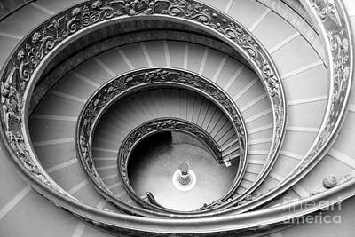 Photograph - Vatican Spiral by Crystal Nederman